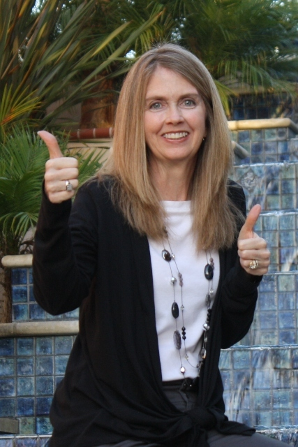 Leslie Thumbs Up