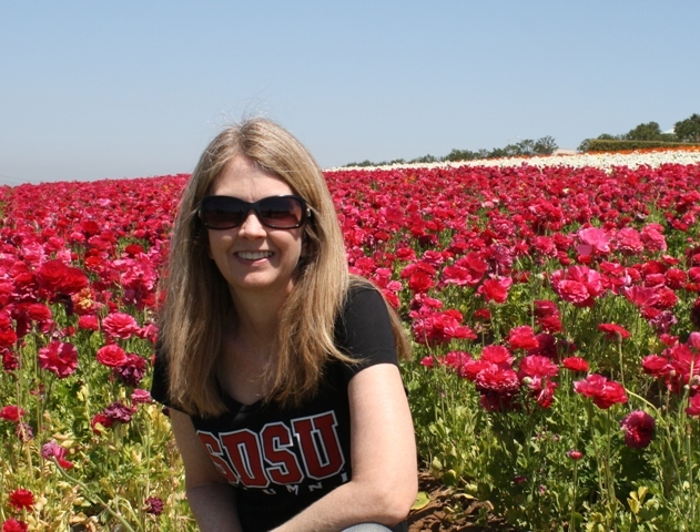 Leslie Flower Field